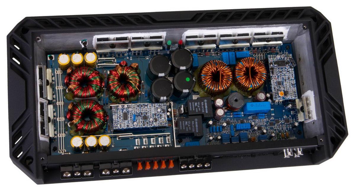 Усилитель звука 500 ватт